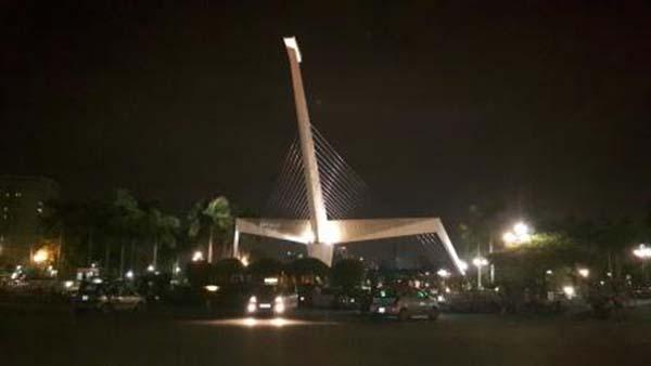Dự án chiếu sáng công viên Hòa Bình
