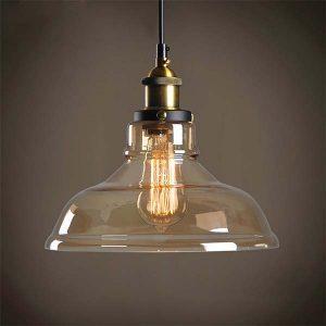 Bộ đèn thả thủy tinh - VN - TH040