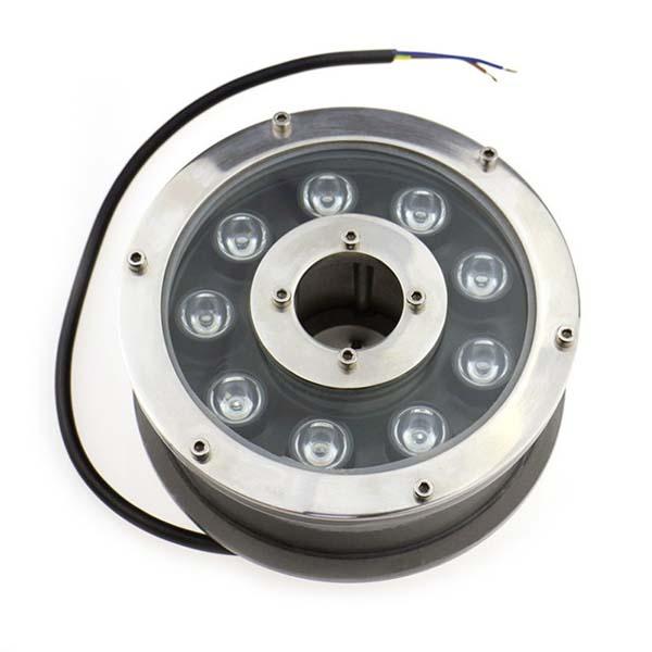 Đèn âm nước bánh xe 09W - Hình 1
