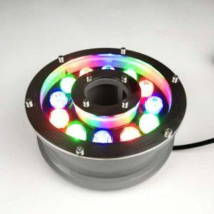Đèn âm nước bánh xe 09W - Hình 3
