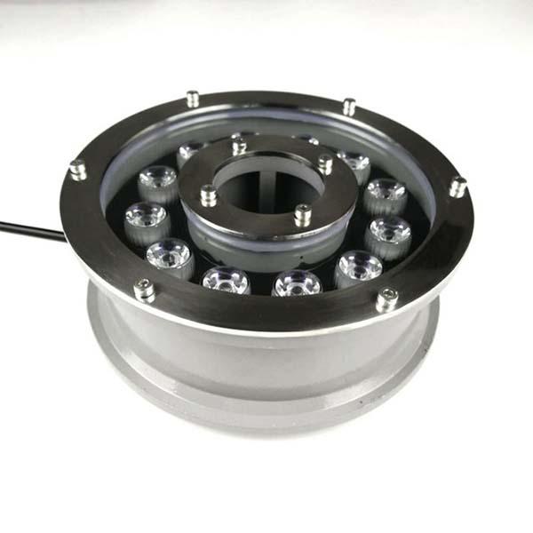 Đèn âm nước bánh xe 09W - Hình 4