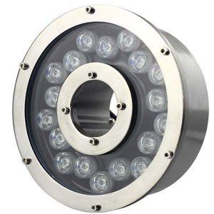 Đèn âm nước bánh xe 09W - Hình 5