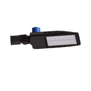 Đèn chiếu bãi đậu xe Led Shoebox 100 - 150 - 200W IP65 - Hình 5