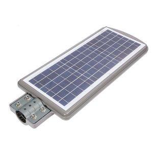 Đèn đường Led 60w tích hợp năng lượng mặt trời - Hình 3
