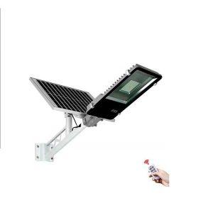 Đèn đường Led IP66 50 - 100W tích hợp năng lượng mặt trời - Hình 3