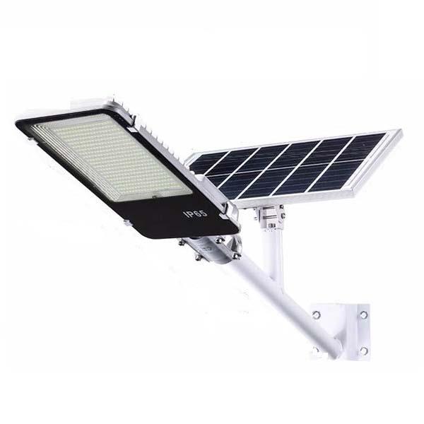 Đèn đường Led IP66 50 - 100W tích hợp năng lượng mặt trời - Hình 5