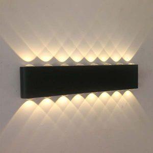 Đèn gắn tường 12W - VN - 8813-6