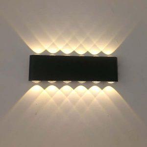 Đèn gắn tường 12W - VN - 8813-6 - Hình ảnh 1