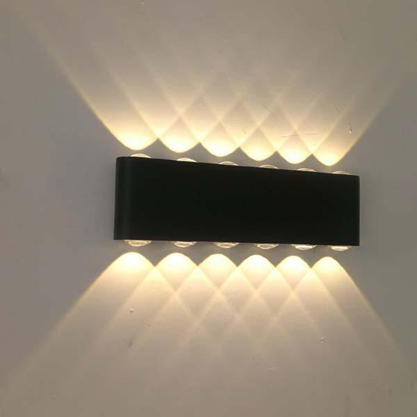 Đèn gắn tường 12W - VN - 8813-6 - Hình ảnh 2