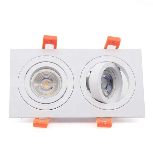 Đèn âm trần COB 10W X 2 - Hình ảnh 1