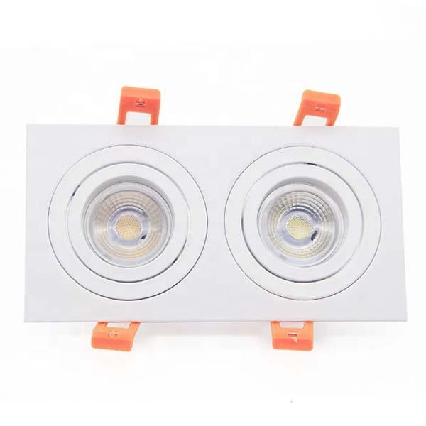 Đèn âm trần COB 10W X 2 - Hình ảnh 2