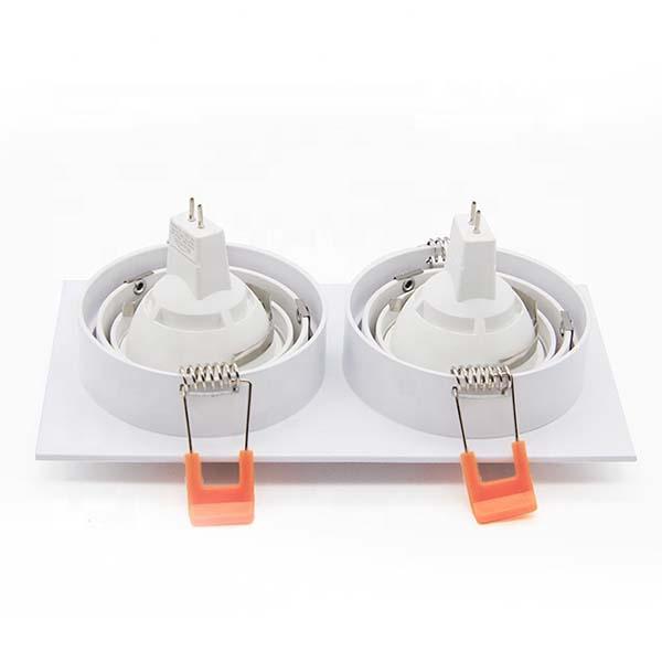 Đèn âm trần COB 10W X 2 - Hình ảnh 3