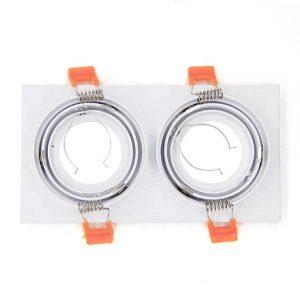 Đèn âm trần COB 10W X 2 - Hình ảnh 4