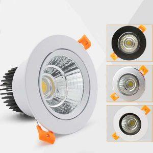 Đèn âm trần COB 5W - Hình ảnh 3