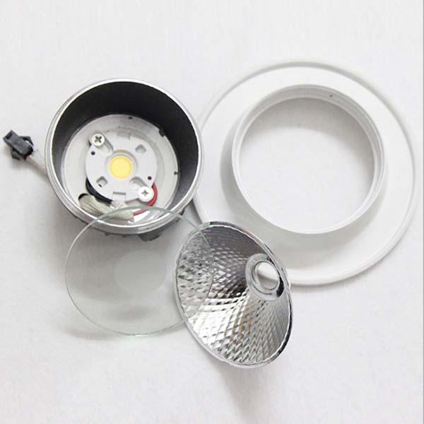 Đèn âm trần COB 5W - Hình ảnh 4