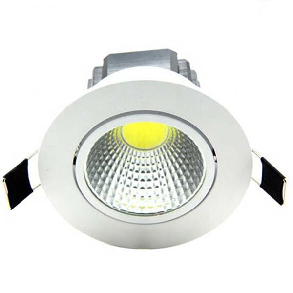 Đèn âm trần COB 725 - 7W - Hình ảnh 1