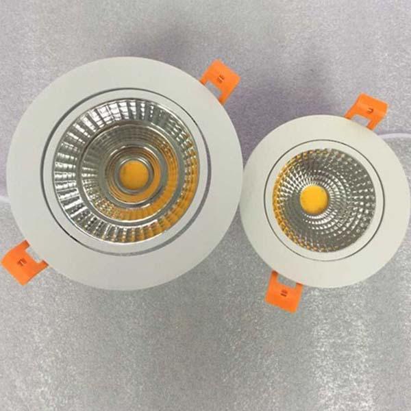 Đèn âm trần COB 725 - 7W - Hình ảnh 2