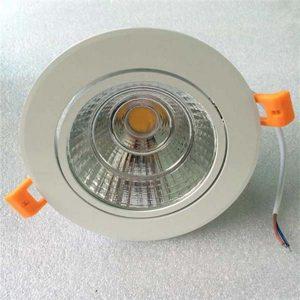 Đèn âm trần COB 725 - 7W - Hình ảnh 3