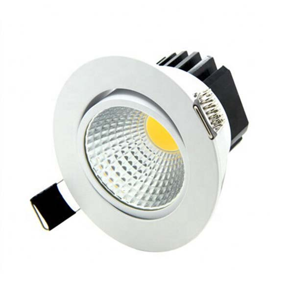 Đèn âm trần COB 725 - 7W - Hình ảnh 4
