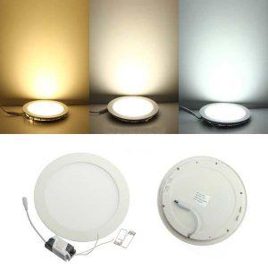 Đèn âm trần 4W mỏng tròn - Hình 3