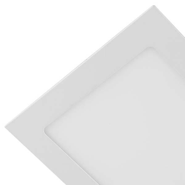 Đèn âm trần 12W siêu mỏng vuông - Hình 1