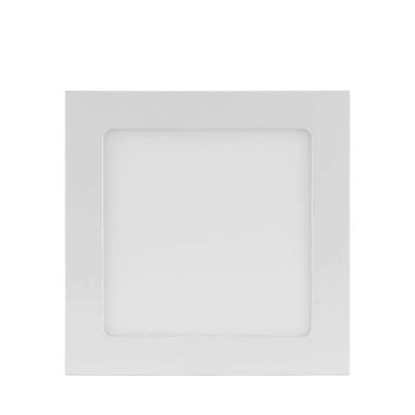 Đèn âm trần 12W siêu mỏng vuông - Hình 3