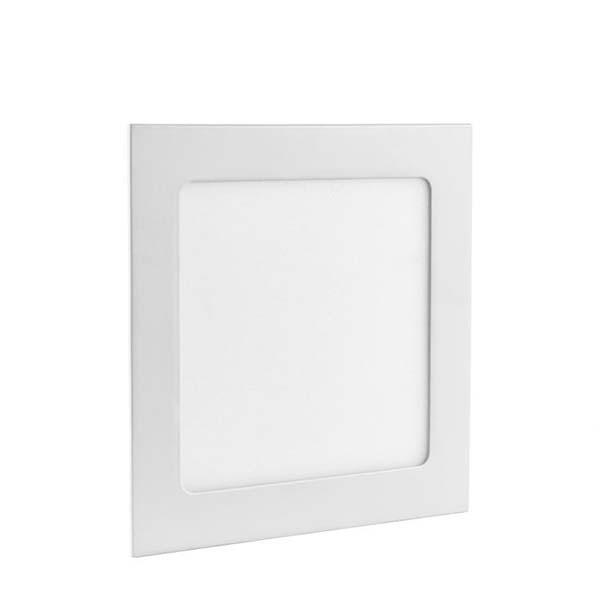Đèn âm trần 12W siêu mỏng vuông - Hình 4