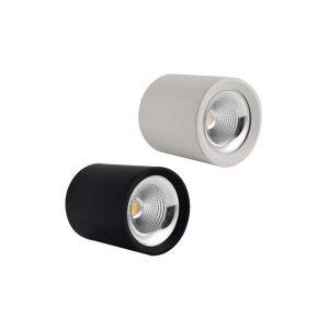 Đèn led ống bơ COB 06W - Hình 1