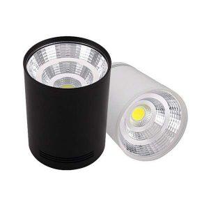 Đèn Led ống bơ COB 07W - Hình 1