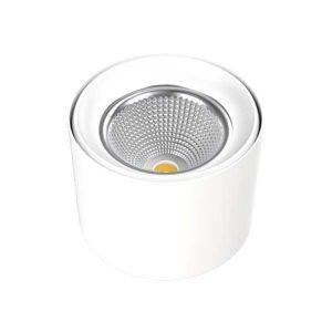 Đèn Led ống bơ COB 18W