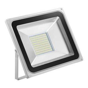 Đèn pha led đổi màu HLFL5-50w RGB - Hình 2