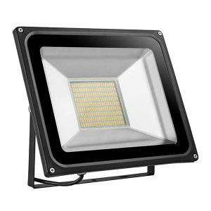 Đèn pha led đổi màu HLFL5-50w RGB - Hình 3
