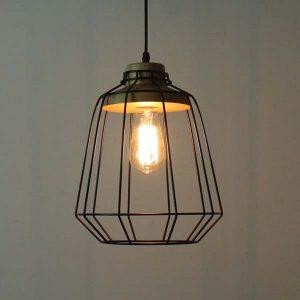 Đèn thả hình lồng đèn 1 - VN - THLD1