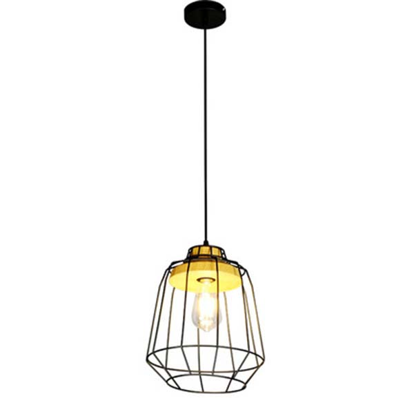 Đèn thả hình lồng đèn 1 - VN - THLD1 - Hình ảnh 1