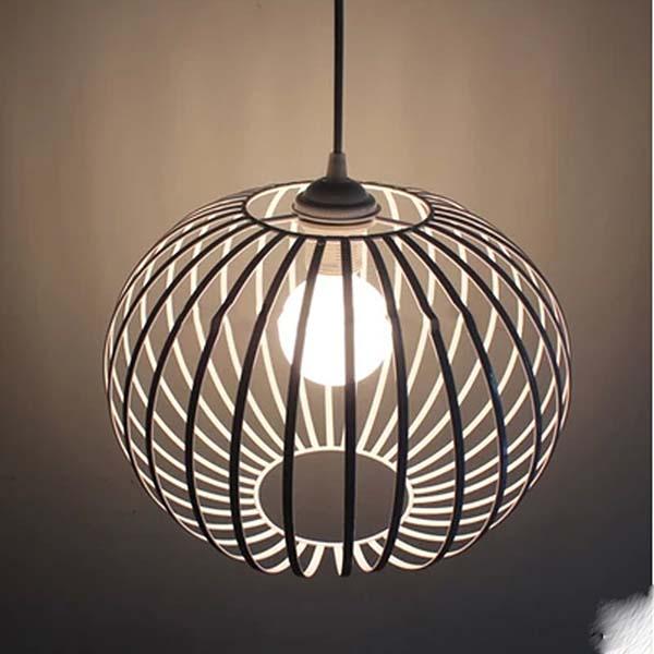 Đèn thả lồng đèn tròn - VN - TH034 - Hình ảnh 1