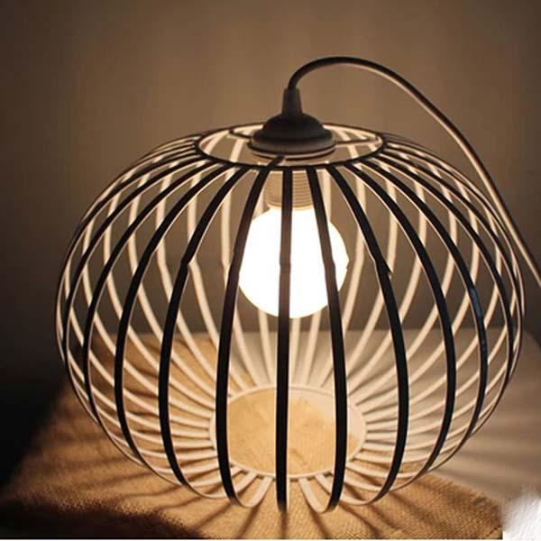 Đèn thả lồng đèn tròn - VN - TH034 - Hình ảnh 2