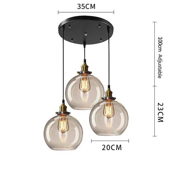 Đèn Led thả trần hiện đại 4 - Hình 3