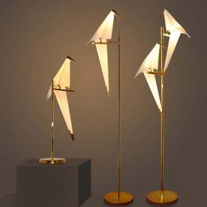 Đèn gắn tường hình con chim 6W