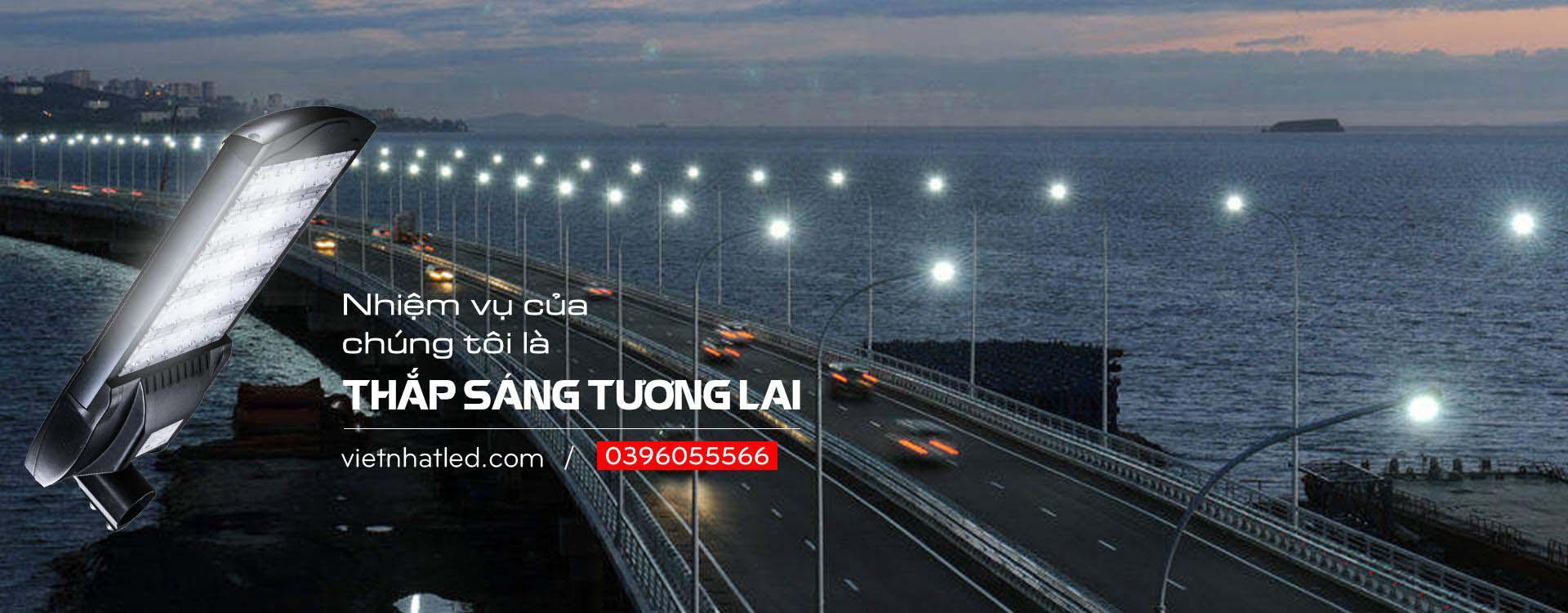 Đèn Led Việt Nhật - Banner 2