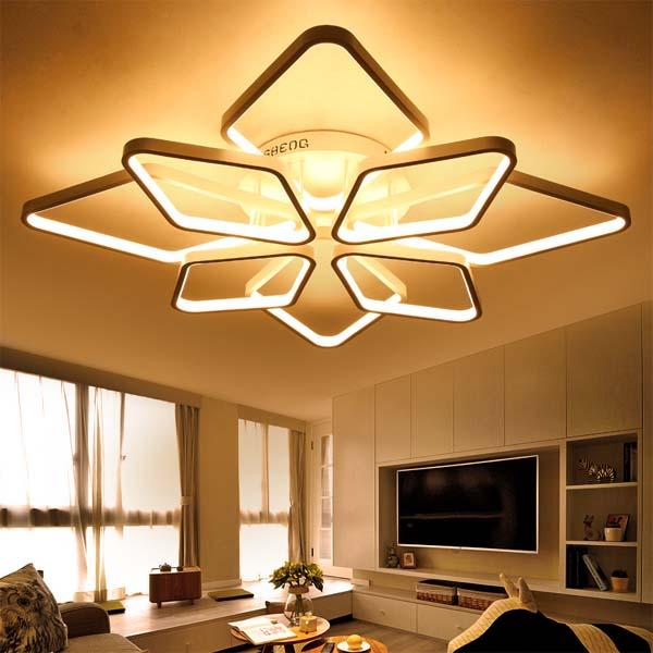 Hình ảnh đèn Led trang trí đẹp nhất cho ngôi nhà của bạn