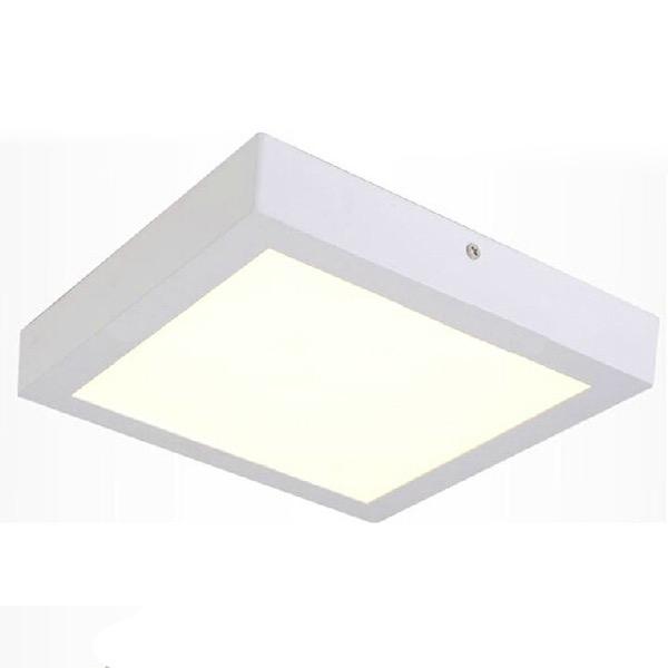 Đèn ốp Nổi 12 W vuông