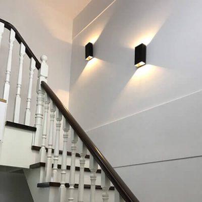 Tìm hiểu các mẫu đèn cầu thang đẹp nhất hiện nay