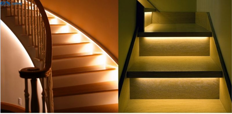 Tìm hiểu các mẫu đèn cầu thang đẹp nhất