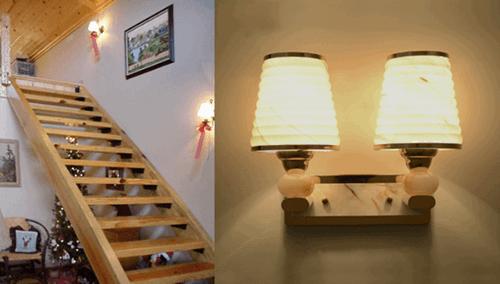 Cập nhật mẫu đèn cầu thang đẹp