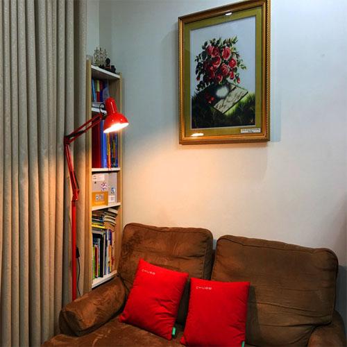 Mẫu đèn cây để đọc sách- Hình 1
