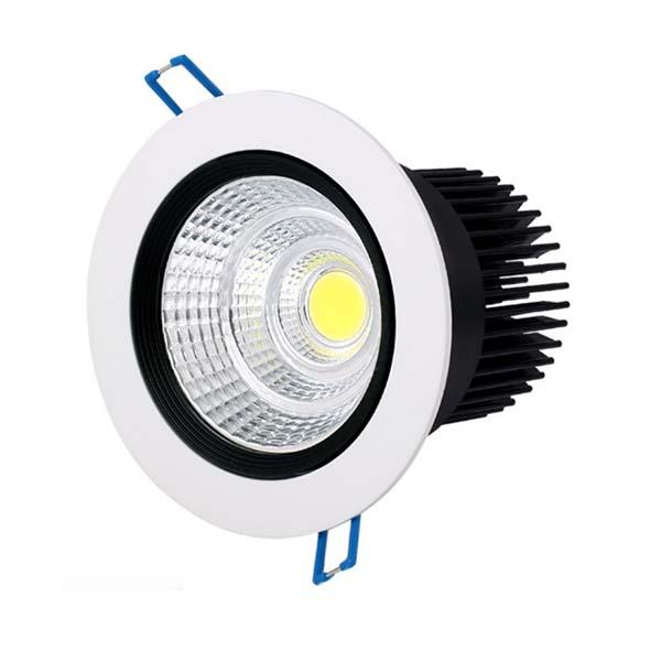 Đèn âm trần COB 5W- Hình 1