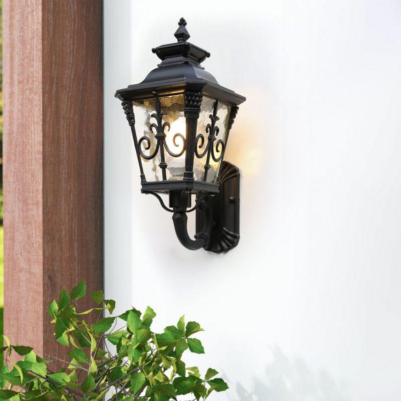 Mẫu đèn treo tường phong cách cổ điển 1