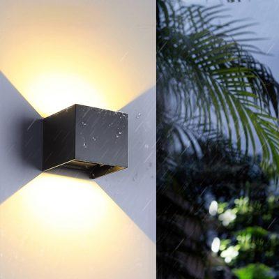 Mẫu đèn treo tường phong cách hiện đại 1